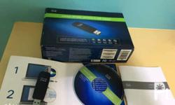 Cisco Linksys AE1200 Wireless N USB Adapter