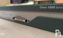 Cisco 1812 Router For Sale Slightly used. Almost brand