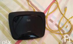 Selling cisco router No damage Rfs: upgraded a new