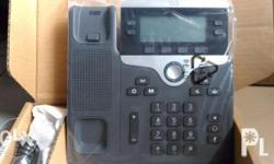 Cisco UC IP Phone 7841 Model# CP-7800/ CP-7800 Price is