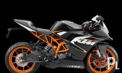 RC200 is the first step into KTM�´s Ready to Race