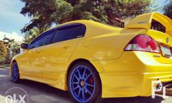 Honda Civic FD Best for Car Show for Honda CIVIC FD