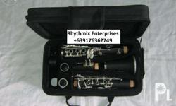 Brand New Clarinets On Sale Prices STARTS at PHP 3800