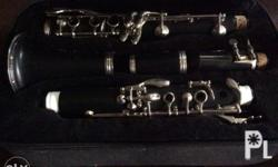 for sale my personal clarinet rfs: di na nagagamit busy