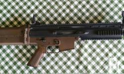 For SALE is one unit Classic Army SCAR Light Shell.