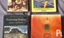 CLASSIC BOOKS Bundle. Selling as a BUNDLE. I will not