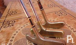 Selling Classic Putters made of Brass Brand: Different