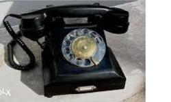 For sale excellent condition Classic Dial Phone. �