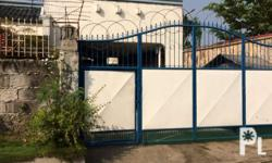 House and lot for sale 284 sq.m w/ 4 rooms 2 t/b , 2