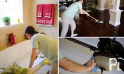 HOUSE CLEANING - CONDOMINIUMS - CONDOTELS - HOUSES -