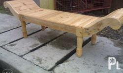 Cleopatra Long bench for sale!!! 3500 pesos brand new