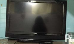 RUSH RUSH 32 inches HIGH DEF COBY TV still brand new.