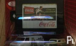 Coca-Cola Johnny Lightning Billboards 33 Ford Panel, 76