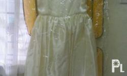 Selling cocktail dress for ages 6-7..once lang nasuot