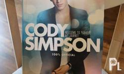 Cody Simpson Book Good condition Read only twice