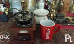 For sale coffee grinder Price:1000Php Pick up at Dasma