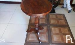 For Sale Acasia Coffee Table/Accent Table No Chairs