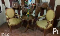Coffee or tea table set - good condition - made of