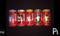 item: Coke cans 2008 Beijing Olympics collection price: