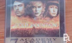 One of the best hollywood films. Cold mountain has