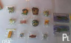 Collectible assorted pins, great addition for pin
