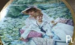 Reflection of Love, Mother's Day 1990. Reco decorative