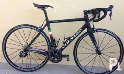 For sale colnago c60 2017 model group set ultegra di2