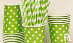 PAPER CUPS (party cups) (for bulk order) 8oz Party Cup
