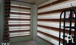 COMBI BLINDS / 3 SHADES COLOR Php. 300.00/sq. ft