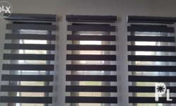 We install and supply all types of blinds and curtains