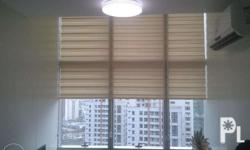 WE OFFER DIFFERENT KINDS OF WINDOW BLINDS Combination