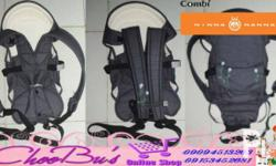 COMBI NINNA NANNA -- EUC PRICE: 1,100 ONLY 4 WAY BABY