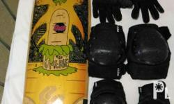 Comet grease hammer deck Otang balut wheels Gunmetal