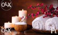 Relaxing and Affordable wholebody massage to pamper