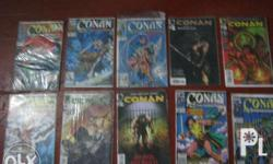 For sale comics 24 pcs. assorted titles imported fr.