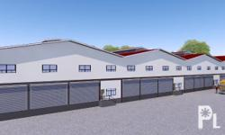 Brandnew Warehouse with floor area of 2,435 sqm It is a