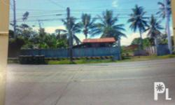 For lease 1 hectare lot along Dumoy proper highway,
