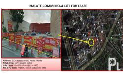 Commercial Lots for Lease