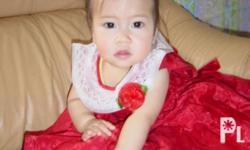 Deskripsiyon my baby is a cute liitle girl,if you