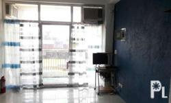 2F for rent, very very busy road, beside puregold