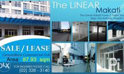 Ground Floor Commercial Unit The Linear Makati Tower 2,