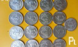For sale pure silver coins commonwealth money almost a