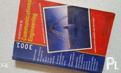 Communications engineering Reviewer book Never been
