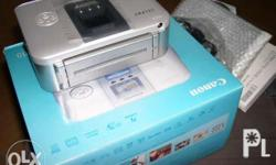 Canon Compact Photo printer SELPHY CP710, unpacked but