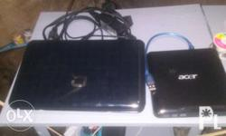 selling compaq mini laptop 700 HP w/package charger