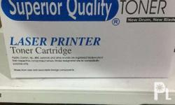 We supply compatible toner of Hp, Canon, Samsung and