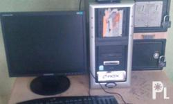 Processor: AMD Athlon Dual Core HDD 150 Ram 2gb ddr2