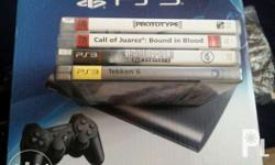PLAYSTATION 3 Complete Accesories 500Gb Pwd iswap sa
