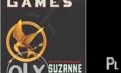 complete series book of Hunger Games ( Hunger