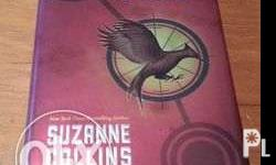 Complete series of hunger games book